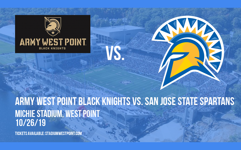 Army West Point Black Knights vs. San Jose State Spartans at Michie Stadium