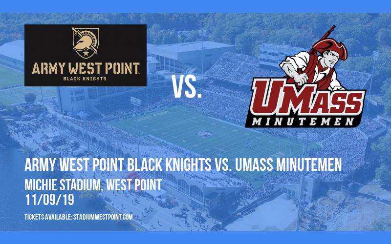Army West Point Black Knights vs. UMass Minutemen at Michie Stadium