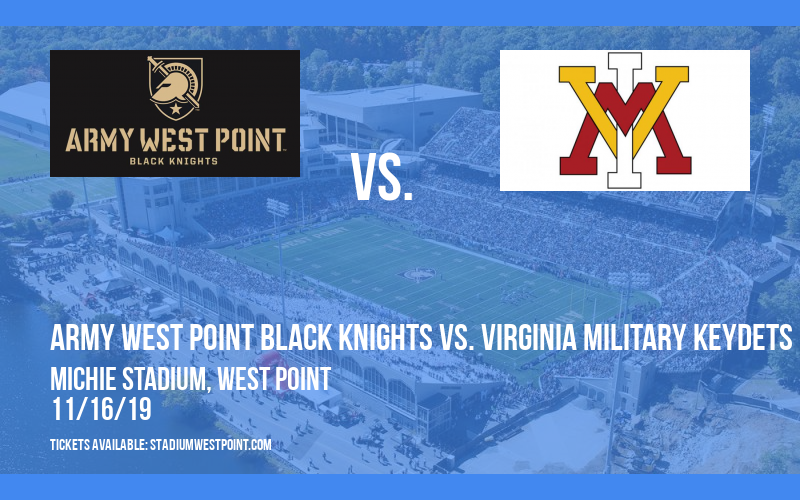Army West Point Black Knights vs. Virginia Military Keydets at Michie Stadium