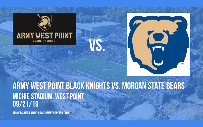 Army West Point Black Knights vs. Morgan State Bears at Michie Stadium