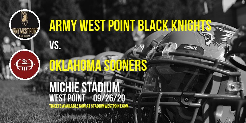 Army West Point Black Knights vs. Oklahoma Sooners at Michie Stadium
