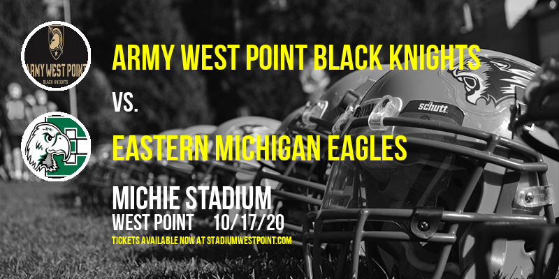 Army West Point Black Knights vs. Eastern Michigan Eagles at Michie Stadium