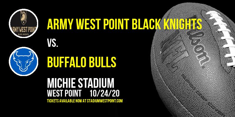 Army West Point Black Knights vs. Buffalo Bulls at Michie Stadium