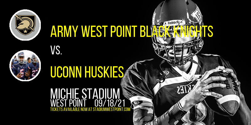 Army West Point Black Knights vs. UConn Huskies at Michie Stadium